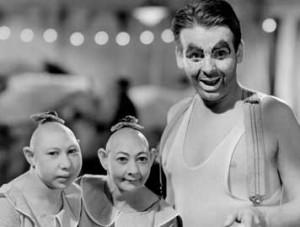 V cirkuse najdete skutečně různé postavičky