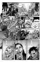 První ukázka komiksu