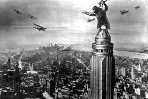 Jeden z nejznámějších a doslova ikonických záběrů tohohle fenoménu.