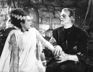 Tahle dvojice nemá souzený společný osud - možná tak trochu Romeo a Julie hororového filmu. Nebo spíš Kráska a... Zvíře a zvíře.