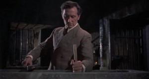 Van Helsing při práci podruhé.