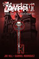 Obálka českého vydání komiksu Locke & Key