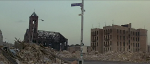 Skoro jako New York po apokalypse.