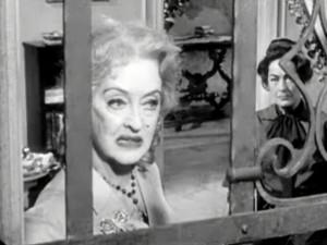 Baby Jane se netváří příliš přátelsky.