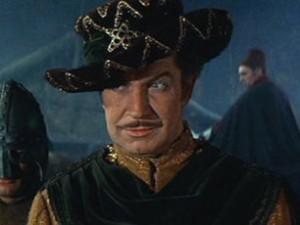 Princ Prospero je na první pohled záludný člověk.