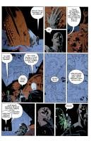 Ukázková stránka komiksu Ú.P.V.O.: Dutozem a další povídky.