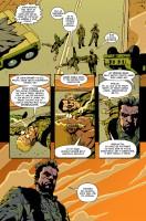 Ukázka z českého vydání komiksu Parchanti: Vsaďte si.