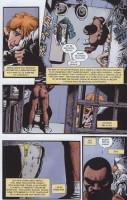 Ukázka z českého vydání komiksu Hellblazer: Těžké časy.