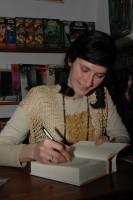Alexandra Pavelková - jedna zo ženských účastníčok antológie.