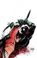 Kresba ke komiksové sérii Batman.