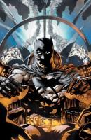 Kresba ke komiksové sérii Detective Comics.