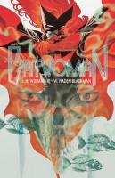 Ukázková kresba ke komiksové sérii Batwoman.
