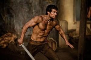Musím říct, že mnohokrát lepší hlavní hrdina než ten ze Souboje Titánů.