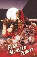 Ukázková kresba ke komiksové sérii Frankenstein: Agent od S.H.A.D.E.
