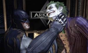 Batman a jeho věčná Nemesis Joker.