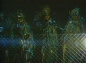 Den Triffidů, monstra na pochodu.