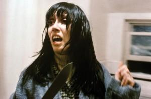 Shelley Duvall je skvělou partnerkou geniálnímu Nicholsonovi.