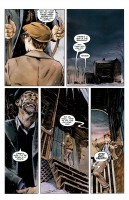 Ukázková strana komiksové série Severed.