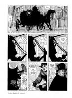 Ukázka z českého vydání komiksového románu Z pekla.