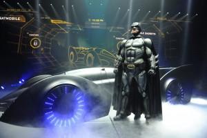 Věc, na kterou se divák musí těšit - Batmobil.