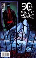 Ukázková obálka amerického komiksu 30 Days of Night: 30 Days 'Til Death.