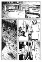 Ukázka z amerického grafického románu A History of Violence.