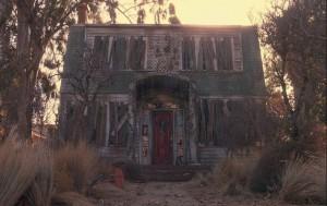 Dům, kde to všechno začalo. Prolíná se všemi filmy.