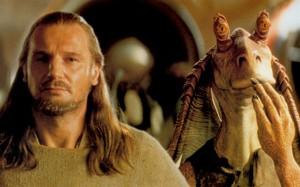 """Nejotravnější postava celých """"Star Wars""""? Myslím toho vpravo."""