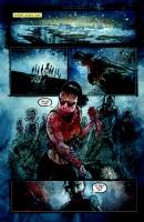Ukázka z komiksové minisérie 30 Days of Night: Night Again.