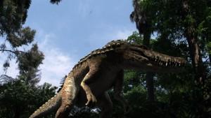 Dinocroc v plné, ohavně digitální, kráse.