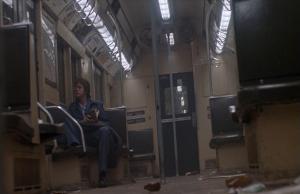 Jen obyčejná jízda vlakem.