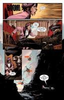 Ukázka z americké komiksové minisérie American Vampire: Survival of the Fittest.