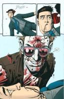Ukázka z českého vydání komiksu Preacher: Křižáci.
