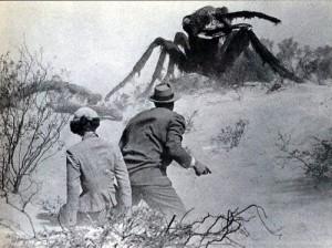 A ještě jedna momentka s velkým mravencem.