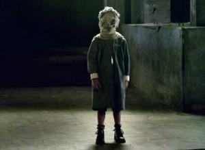Pořádně děsivé dítě.