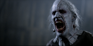 Frankensteinovo monstrum nesmí chybět.