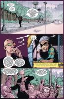 Ukázka z českého vydání komiksu Transmetropolitan: Osamělé město.