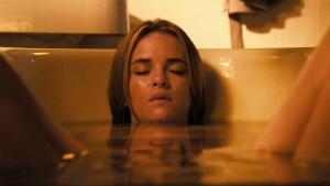 Klasický záběr z mnoha filmů. Kam asi ty rybičky poplavou?