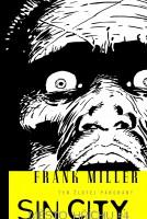 Obálka českého vydání komiksu Sin City: Ten žlutej parchant.