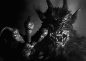 S podobou démona se velké tajnosti nedělají.