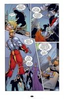 Ukázka z českého vydání komiksu WildC.A.Ts: Návrat domů.