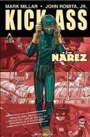 Obálka českého vydání komiksu Kick-Ass: Nářez.