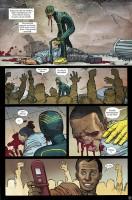 Ukázka z českého vydání komiksu Kick-Ass: Nářez.