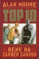 Ukázka z českého vydání komiksu Top 10: Kniha 1.