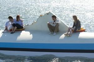 Co já vím, na lodi se pluje jinak.