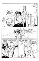 Ukázka z komiksové série RASL.
