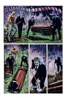 Ukázka z českého vydání komiksu Spider-Man: Kravenův poslední lov.