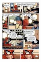 Ukázka z českého vydání komiksu Spider-Man: Ezekielův návrat.