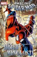 Obálka českého vydání komiksu Spider-Man: Hříchy minulosti.