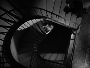 Točité schodiště není jen na efekt.